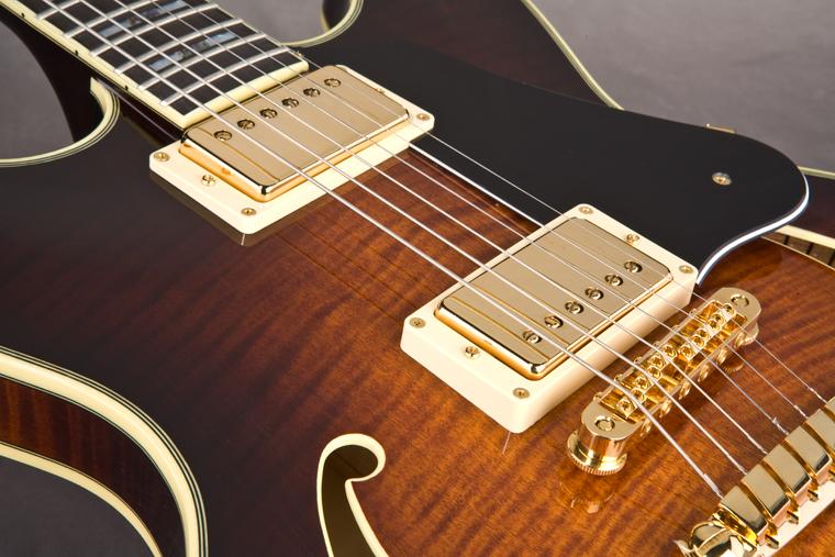 Electric Guitar John Scofield Hollowbody