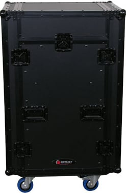 Black Label Series Glide-Style Flight Zone Deluxe Combo Case