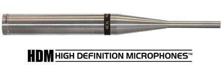 Omnidirectional Small Diaphragm Condenser High Definition Microphone