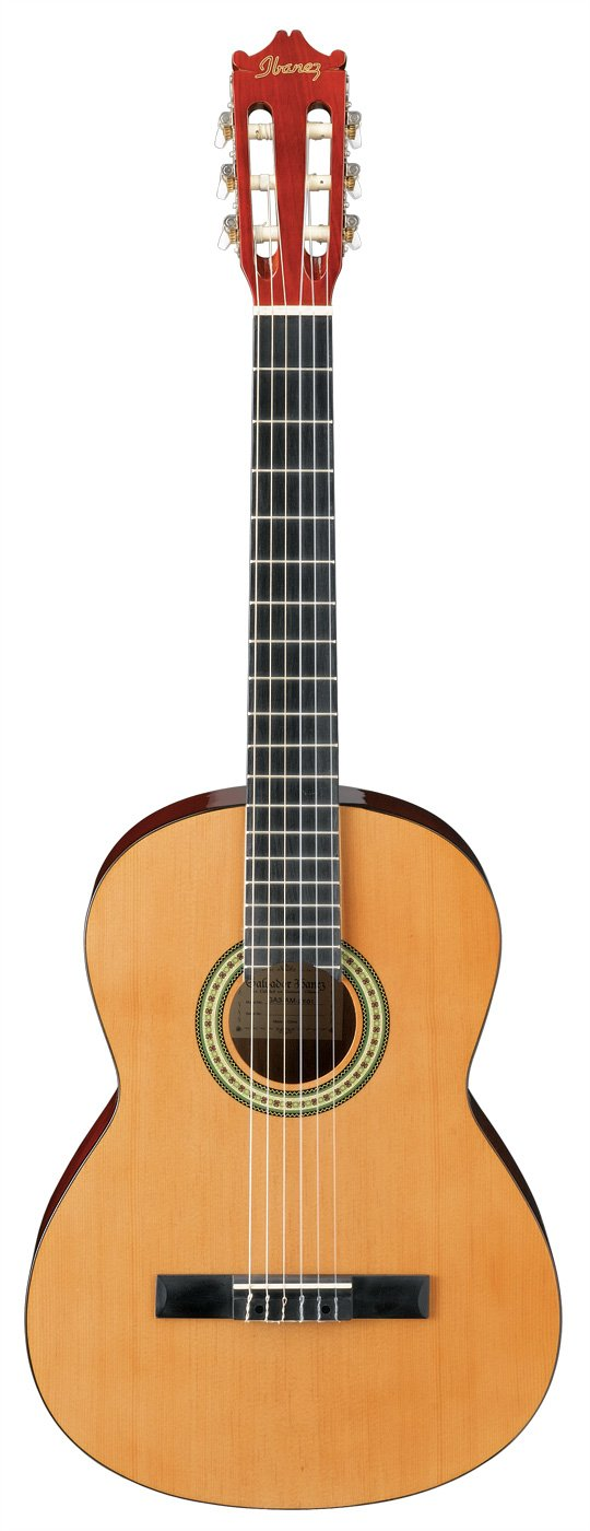 Ibanez GA3 Nylon String Classical Guitar Acoustic GA Series GA3-IBANEZ