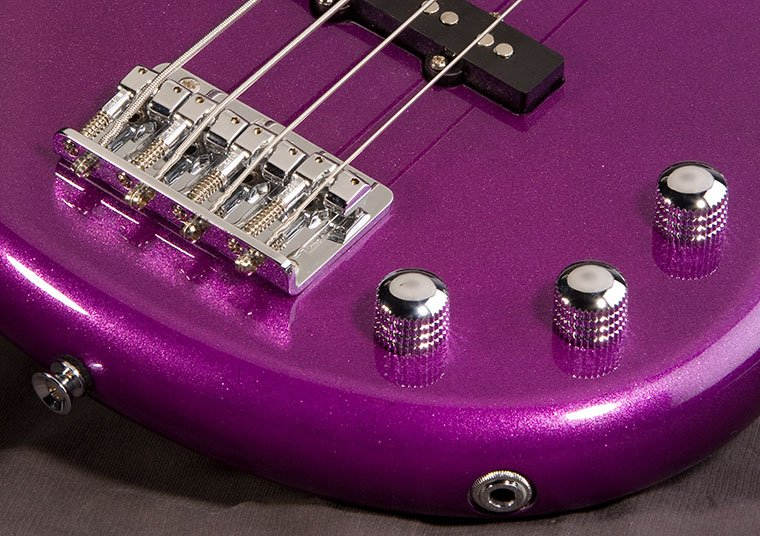 Short Scale 4-String Electric Bass