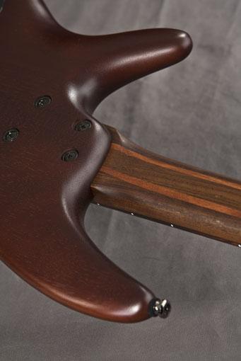 Brown Mahogany SR Series Electric Bass