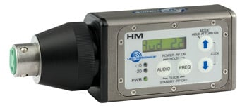 Digital Hybrid Wireless® UHF Plug-on Transmitter