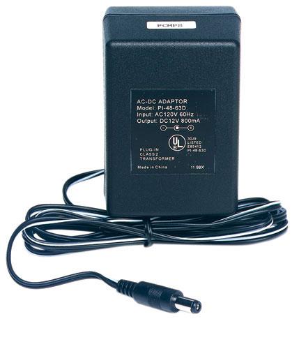 Power Supply, 12V DC @ 1.5A