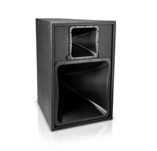"12"" 2-Way Full Range Loudspeaker with 60° by 40° Coverage"