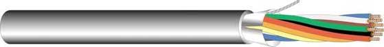 Wire 10c 22(7x30)Bare Copper Conductors, Shielded