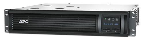 APCS SmartUPS 1000VA RM2U 120V