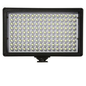 On-Camera Dual Color LED Light