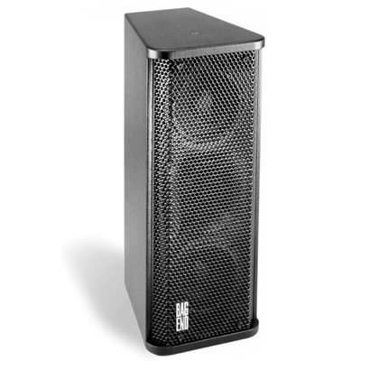 "Dual 6"" 2-Way Vertical Speaker"