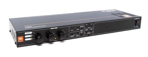 PA Mixer, 2x1 Stereo/Mono
