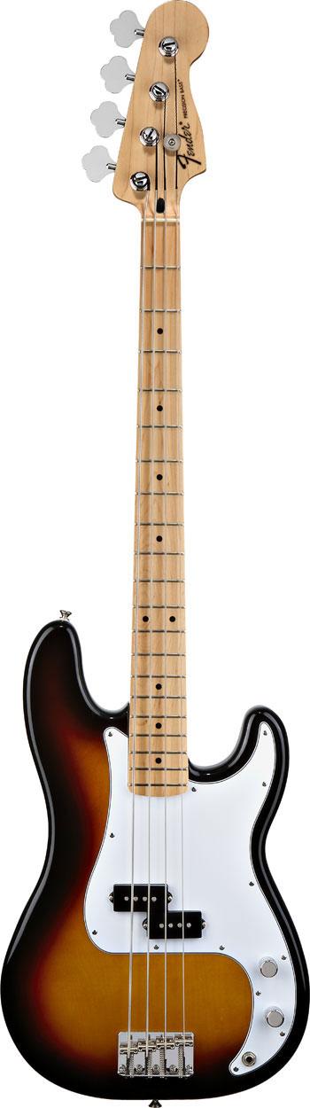 Bass Guitar, No Bag
