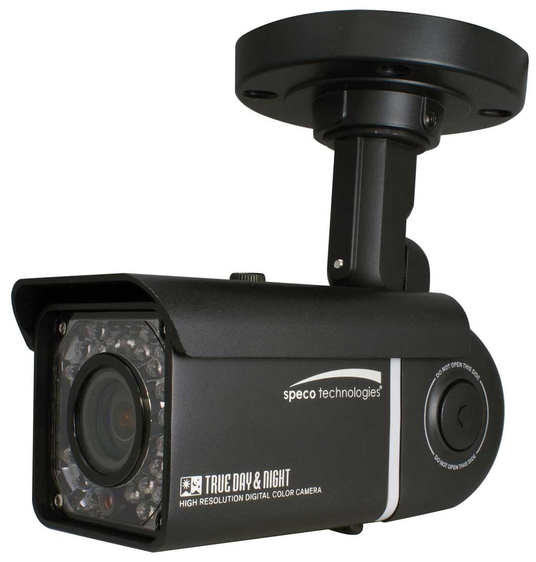 Control Series Weatherproof Security Camera