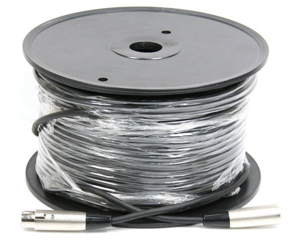 Cable, 5-pin for Intercom & Tally, 164ft