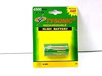Interstate Battery NIC5115 Battery, 1 C nihm 4000mah  NIC5115