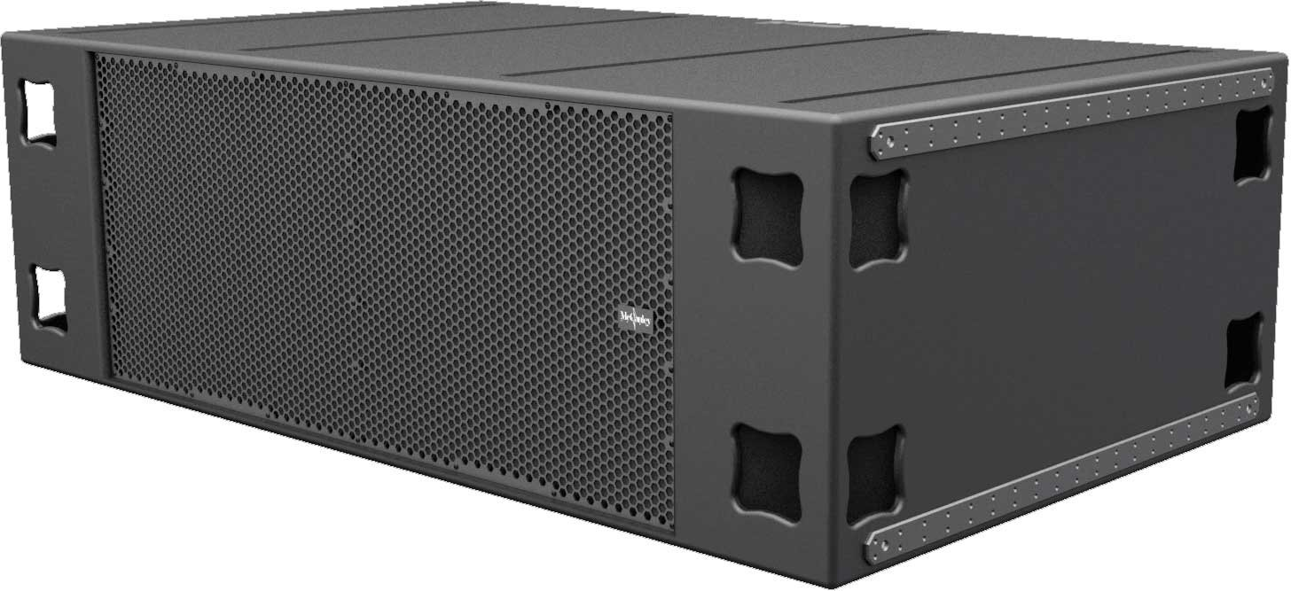 "High-Output 4x21"" Touring Subwoofer"