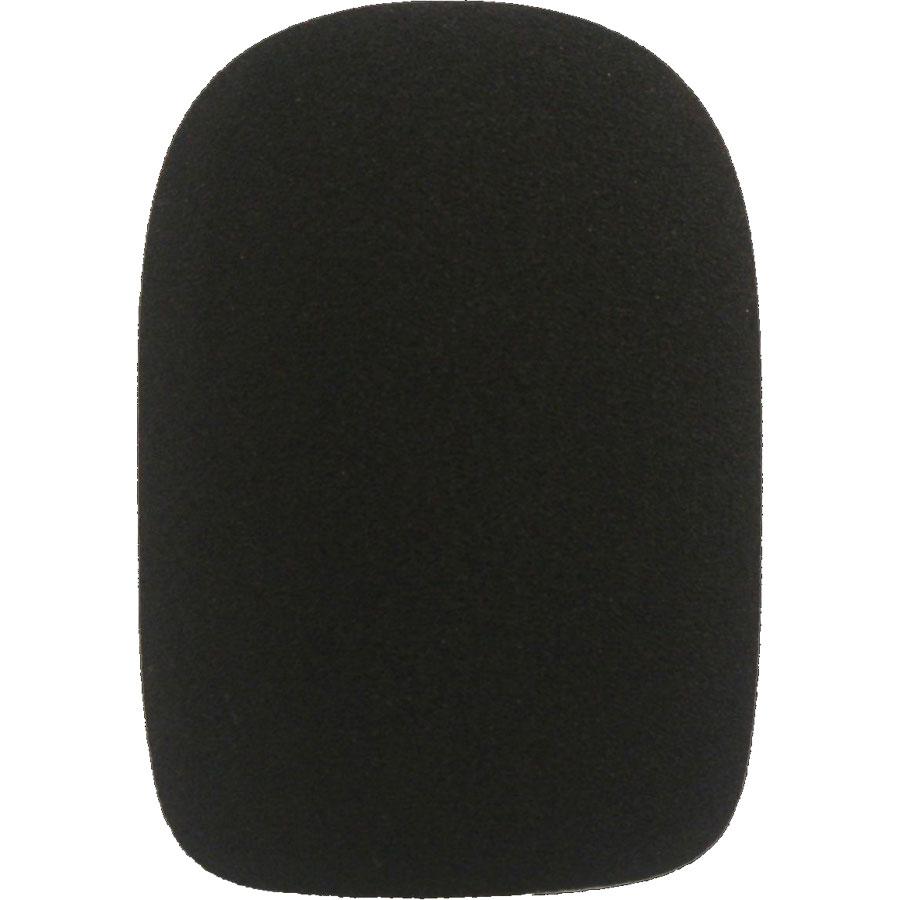 Foam Windscreen for the PL33, Black