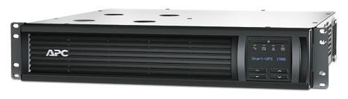 American Power Conversion SMT1500RM2U APC Smart-UPS, 1000 Watts, 1500 VA, Input 120V, 2RU SMT1500RM2U