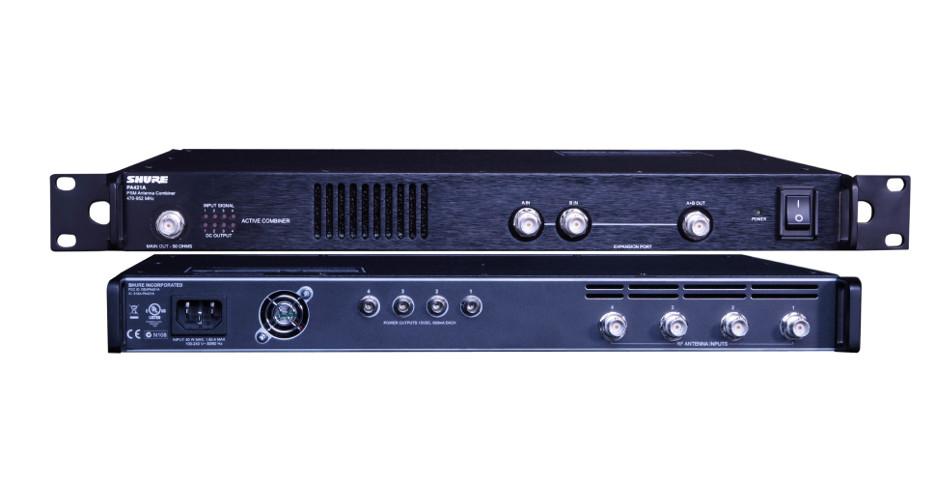 4 Port PSM Antenna Combiner (470-952)