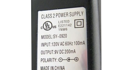 Hear Technologies ADAT Power Supply