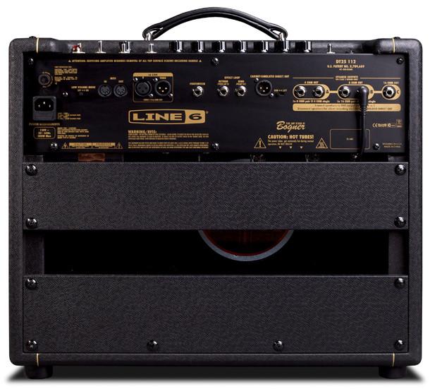 """25W 1x12"""" Tube Combo Amplifier"""