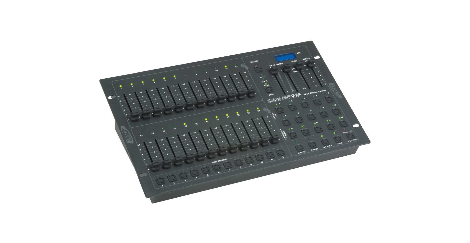 24 Channel Stage/Dimmer Lighting Console