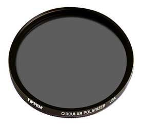 Circular Polarizer Filter, 43mm