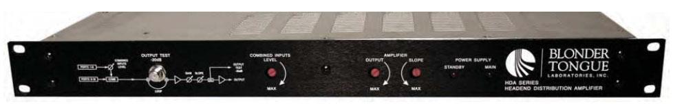 Distribution Amp Headend 62404