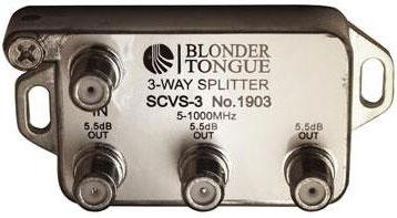 Splitter 3way L-style  #1903