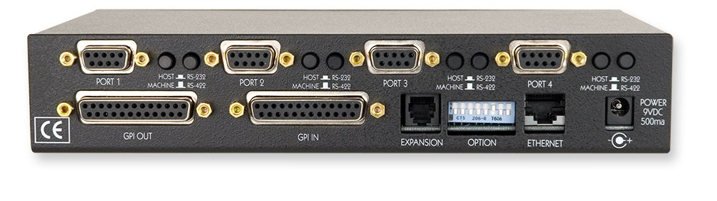 Ethernet Interface/Portal for JL Cooper Products