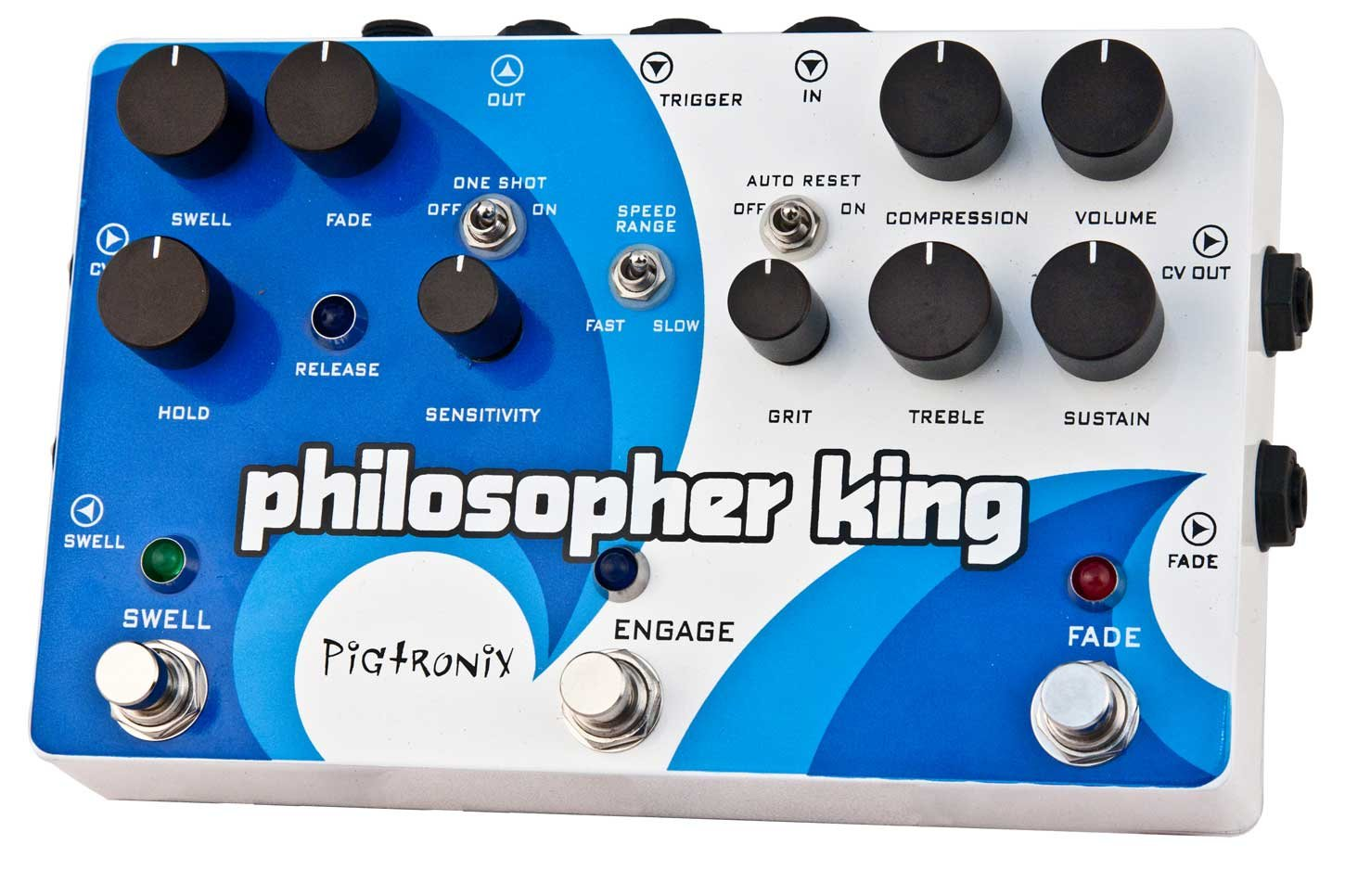 Pedal Envelope Generator/Sustainer