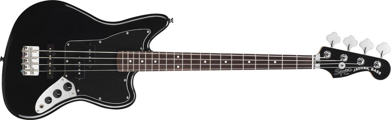 Squier (Fender) Vintage Modified Jaguar Bass Special Short Scale Special SS Short Scale Bass JAGUAR-BASS-VM-SS