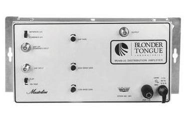 Blonder-Tongue MUVB-35 Amp Broadband VHF/FM/UHF 1451 MUVB-35