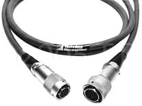 26-Pin Male to 14-Pin Female Camera Cable, 7ft