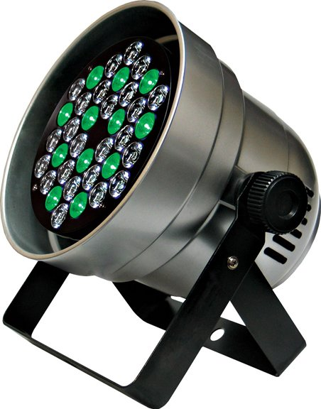 36X1W RGB LED Par Style Fixture