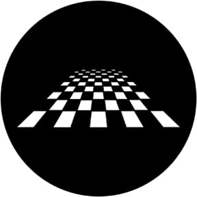 Perspective Chessboard Gobo