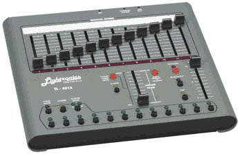 Lightronics Inc. TL-3012-DMX01 12 Channel Memory Control Console TL-3012-DMX01