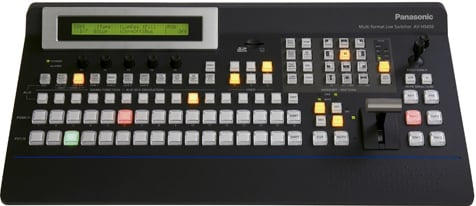 16+ Input HD/SD Switcher with Built-In Dual-Display Multi-Viewer