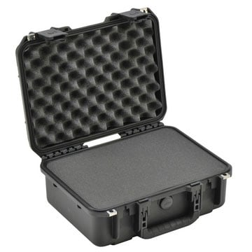 "Molded Case, Mil-Std.,15""x10""6"" with Cubed Foam"