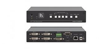 4x1 DVI Switcher