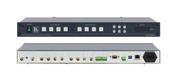 4x4 3G HD-SDI Matrix Switcher
