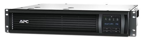 APC Smart UPS 750VA RM2U 120V