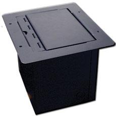 Mini Floor Box with Flap Lid