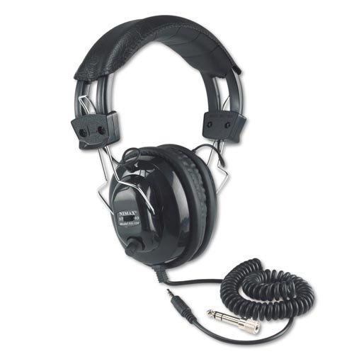 Stereo/Mono Headphones with 3.5mm Male Plug