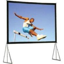 Da-Lite 87291 10' x 17' Fast-Fold® Truss Frame Da-Mat® Replacement Surface 87291