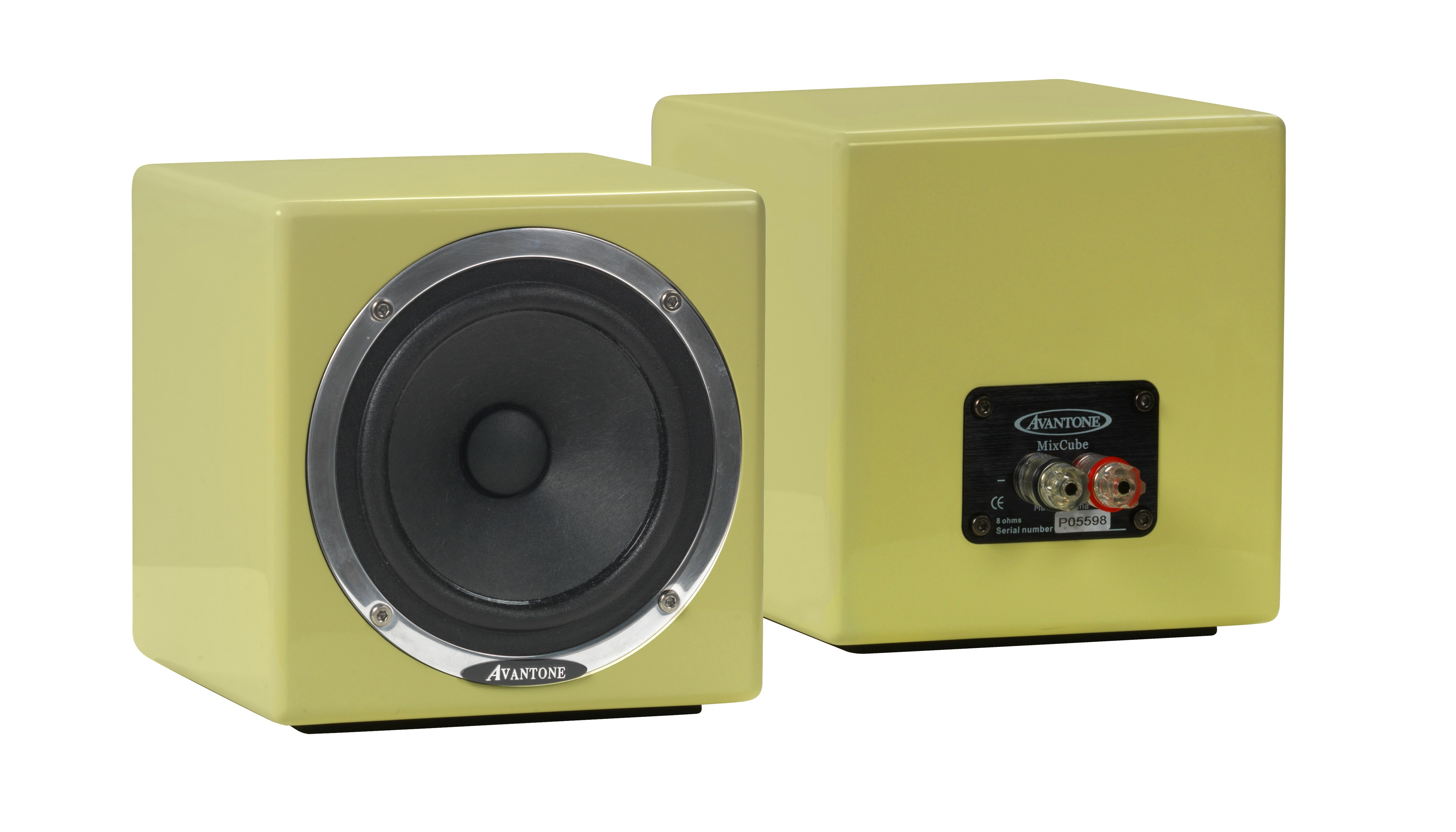 Mini Reference Monitors, Pair, Black