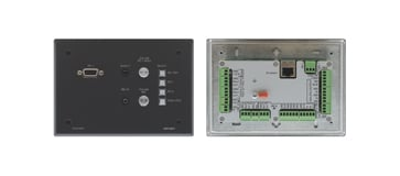 Active Wall Plate Solution for Simple Room Control and Signal Switching