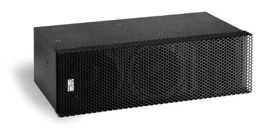 """Dual 6"""" 2Way Speaker Horiz."""