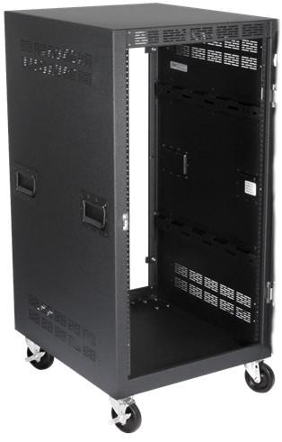Atlas Sound RX21-25 21RU Rack without Door RX21-25