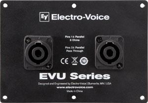 Speaker Cover Plate for EVA, EVF, EVH