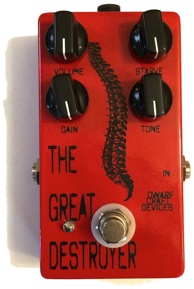Fuzz Effects Pedal